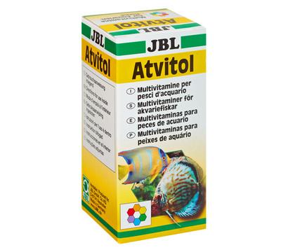 JBL Multivitamintropfen für Zierfische Atvitol, 50ml