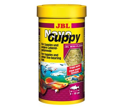 JBL Novo Guppy Fischfutter, 100 ml