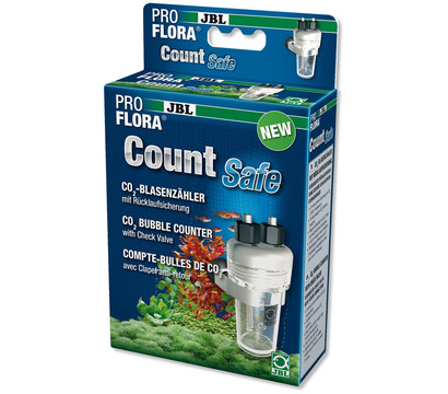 JBL ProFlora CO2 Count Safe 2