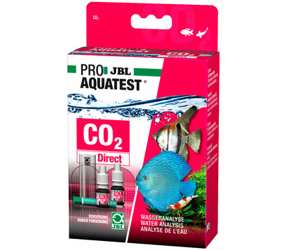JBL Wassertest ProAquaTest CO2 Direct
