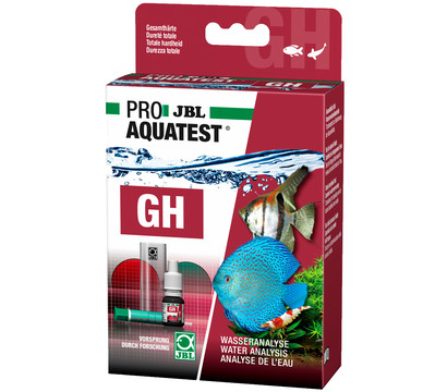 JBL Wassertest ProAquaTest GH Gesamthärte