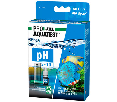 JBL Wassertest ProAquaTest pH 3.0-10.0