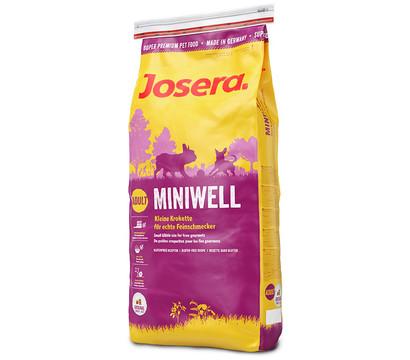 Josera MiniWell Adult, Trockenfutter