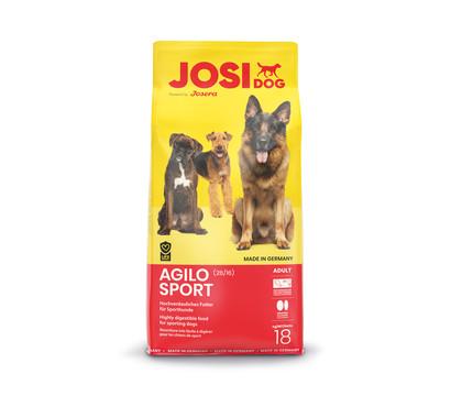 JosiDog Trockenfutter Agilo Sport, 18 kg