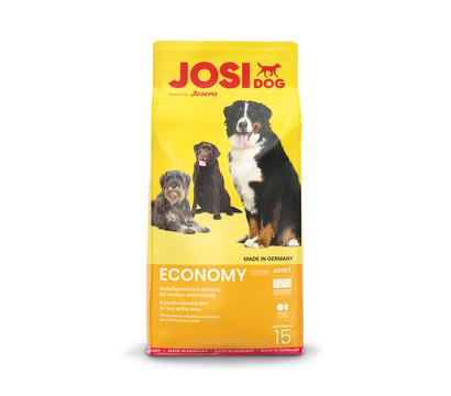 JosiDog Trockenfutter Economy, 15 kg