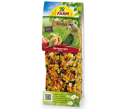JR Farm Birdys Chili-Papaya-Apfel, Vogelsnack