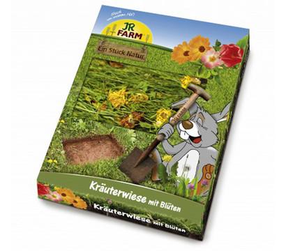 JR Farm Kräuterwiese mit Blüten, 750 g