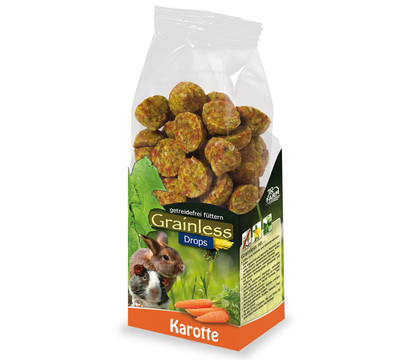 JR FARM Nagersnack Grainless Drops, 140g