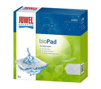 JUWEL® AQUARIUM Aquariumzubehör Filterwatte bioPad M, 5 Stk.