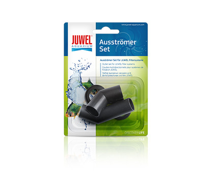 JUWEL® AQUARIUM Pumpenzubehör Ausströmer-Set