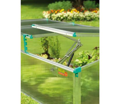 Juwel fruhbeet biostar mit fensteroffner 150 x 80 x 50 cm for Garten planen mit pflanzkübel 50 x 50 cm