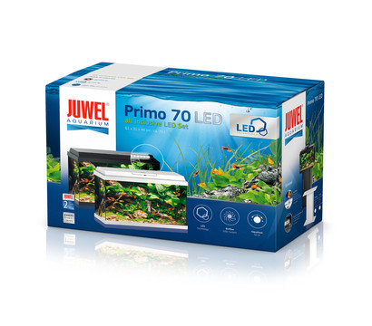 juwel primo 70 led aquarium set dehner garten center. Black Bedroom Furniture Sets. Home Design Ideas