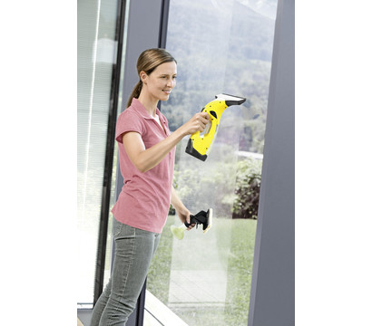 Kärcher Akku-Fenstersauger WV 2 Premium