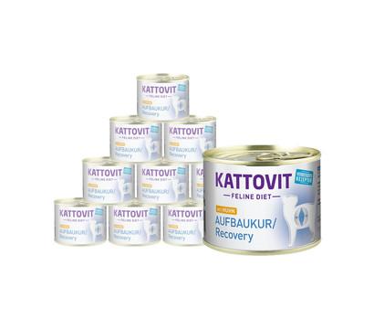 KATTOVIT Feline Diet Nassfutter Aufbaukur