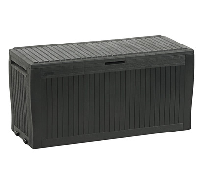 Keter Aufbewahrungsbox Comfy, 116,7 x 44,7 x 57 cm