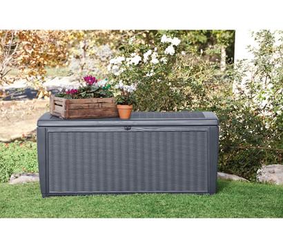 keter aufbewahrungsbox sumatra 511 liter dehner. Black Bedroom Furniture Sets. Home Design Ideas