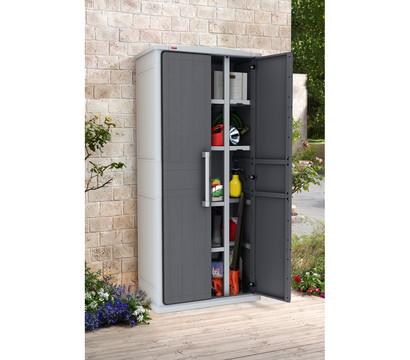keter aufbewahrungsschrank optima wonder cabinet tall. Black Bedroom Furniture Sets. Home Design Ideas
