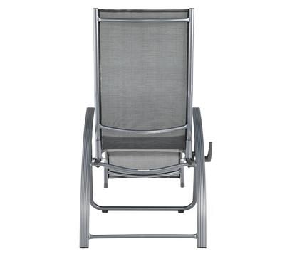 kettler alu b derliege silber anthrazit dehner garten center. Black Bedroom Furniture Sets. Home Design Ideas