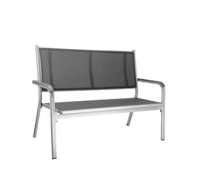 Kettler Gartenbank Basic Plus, 2-Sitzer