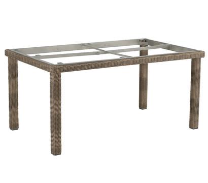 Kettler HKS Geflecht-Tischgestell Cubic, 160 x 95 x 72 cm