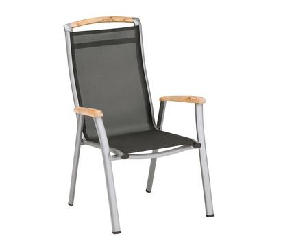 kettler hks stapelsessel memphis champagner mocca. Black Bedroom Furniture Sets. Home Design Ideas