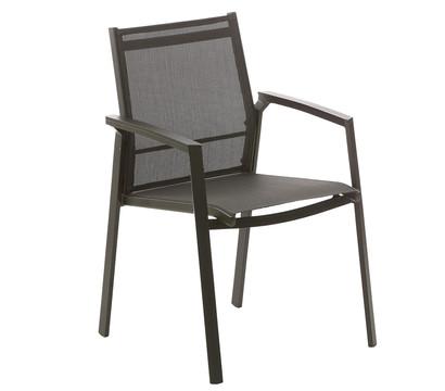 kettler stapelsessel lille anthrazit dehner garten center. Black Bedroom Furniture Sets. Home Design Ideas