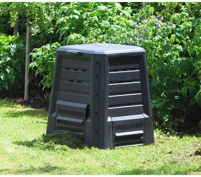 KHW Kunststoff-Komposter ohne Boden, 340 Liter