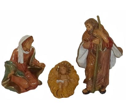 Kolbe Familie, 10 cm, Legno 3-teilig