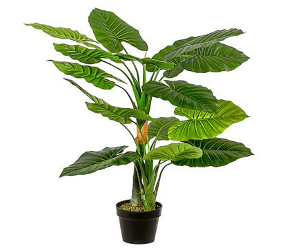 Kunstpflanze Philodendron Taro