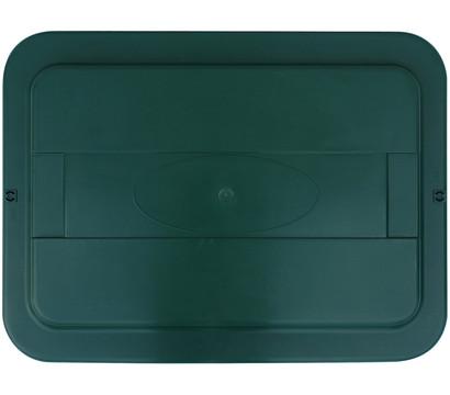 Kunststoff-Deckel für Regentonne 200/300 l, dunkelgrün