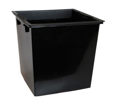 Kunststoff-Einsatz, schwarz