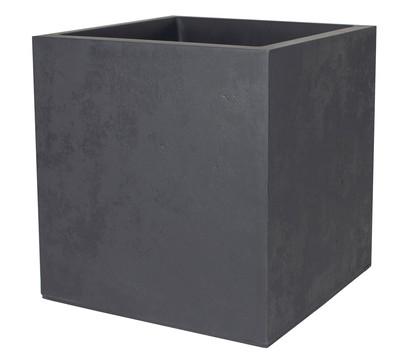 Kunststoff-Topf Basalt