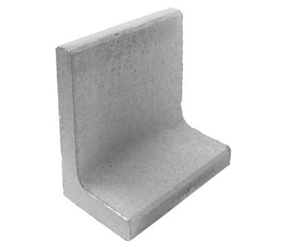 L-Stein grau, 40 x 40 x 30 x 7 cm