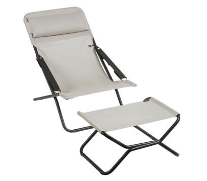 lafuma liegestuhl transabed galet dehner garten center. Black Bedroom Furniture Sets. Home Design Ideas