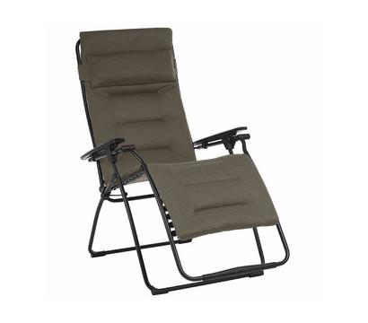 Lafuma Relaxliege Futura XL Air-Comfort, schwarz/taupe