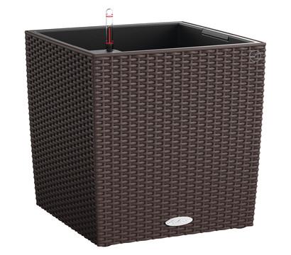 lechuza blumenk bel cube cottage eckig dehner garten center. Black Bedroom Furniture Sets. Home Design Ideas