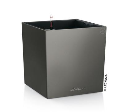 lechuza cube all in one set eckig 40 x 40 x 40 cm dehner garten center. Black Bedroom Furniture Sets. Home Design Ideas