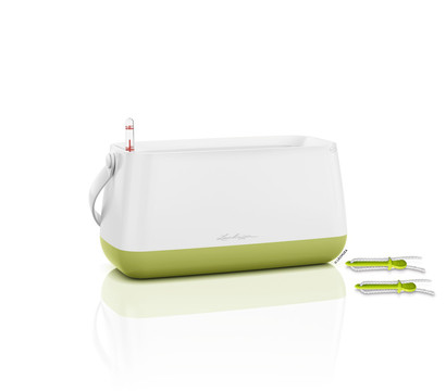 Lechuza® YULA Pflanztasche, All-in-One-Set, 38 x 17 x 33 cm