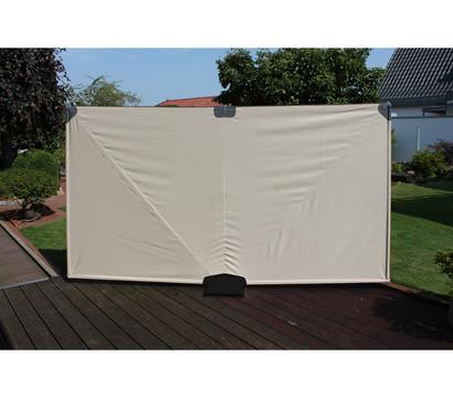 leco mobiler sichtschutz, 370 x 300 x 160 cm : dehner garten center,