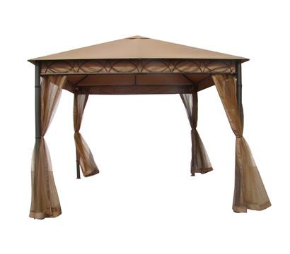 leco pavillon safari 3 x 3 m dehner garten center. Black Bedroom Furniture Sets. Home Design Ideas