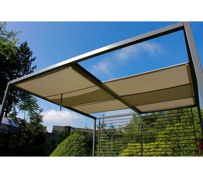 Gartenpavillon modern  Leco Pergola Modern Style, 280 x 280 cm : Dehner Garten Center