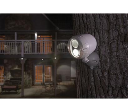 led scheinwerfer mbn352 netbright mit bewegungsmelder 2er. Black Bedroom Furniture Sets. Home Design Ideas
