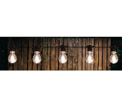 LED-Lichterkette Retro Basic Starter-Set, warmweiß, 10 LEDs