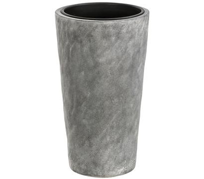 leichtbeton topf grau 28 x 50 cm dehner garten center. Black Bedroom Furniture Sets. Home Design Ideas