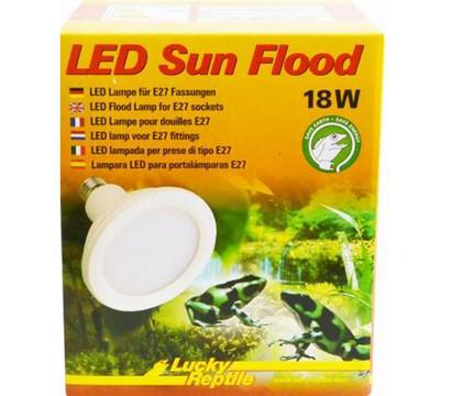 Lucky Reptile LED Sun Flood, 18 Watt