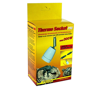 Lucky Reptile Thermo Socket Pro - Prozellanfassung mit Gelenk