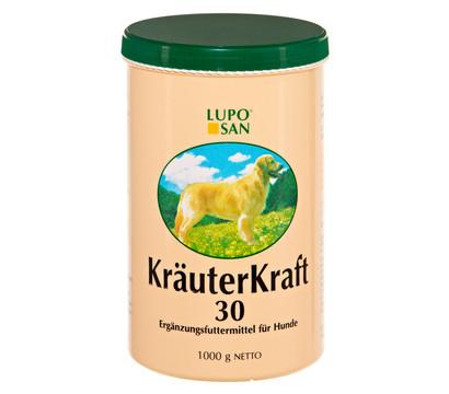 Luposan Kräuterkraft 30, Ergänzungsfutter, 1 kg