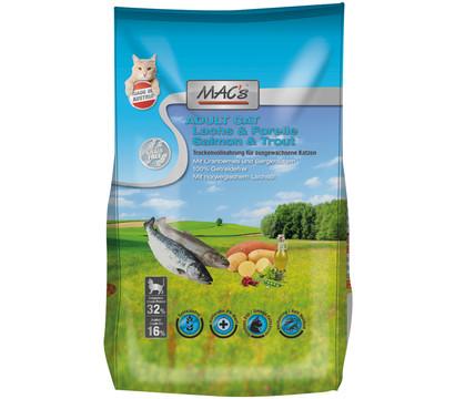 MAC's Cat Adult Lachs & Forelle, Trockenfutter