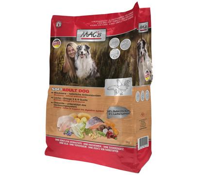 MAC's® Trockenfutter Soft Getreidefrei Huhn & Lachs Adult