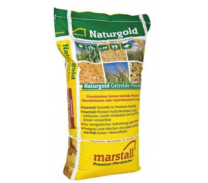 marstall® Pferdefutter Universal Naturgold Maisflocken, 20kg